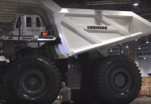 Largest Dump Truck in the World